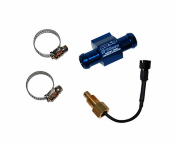 adapter temperatuursensor universeel 14mm koso