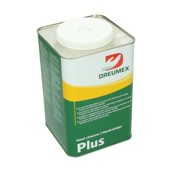 onderhoudsmiddel handzeep microkorrel citroen 4.5L geel dreumex