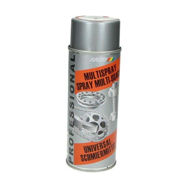 smeermiddel multispray 400mL spuitbus motip 000587