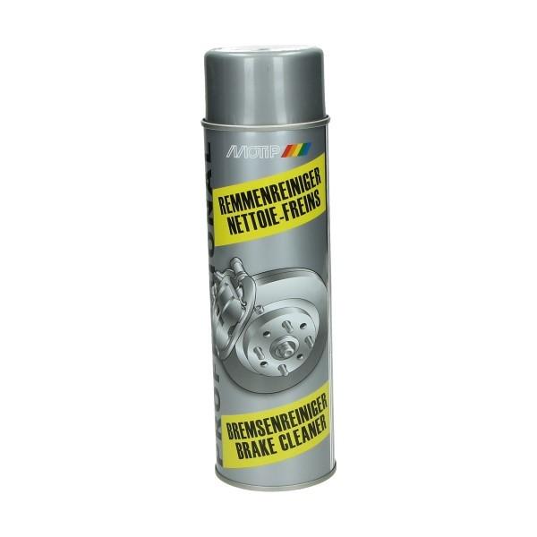 onderhoudsmiddel remreiniger 500mL spuitbus motip 000563