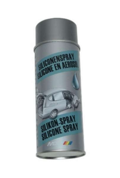 onderhoudsmiddel siliconespray 400mL spuitbus motip 000562