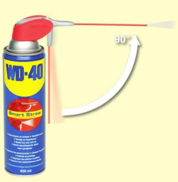 smeermiddel multispray 450mL spuitbus wd40