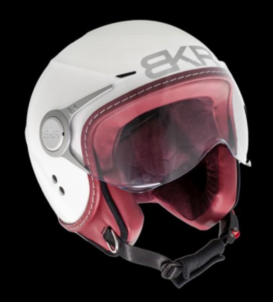 helm jet XS 53/54 wit bkr