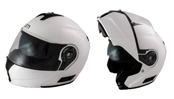 helm systeem S 55/56 wit lem openit