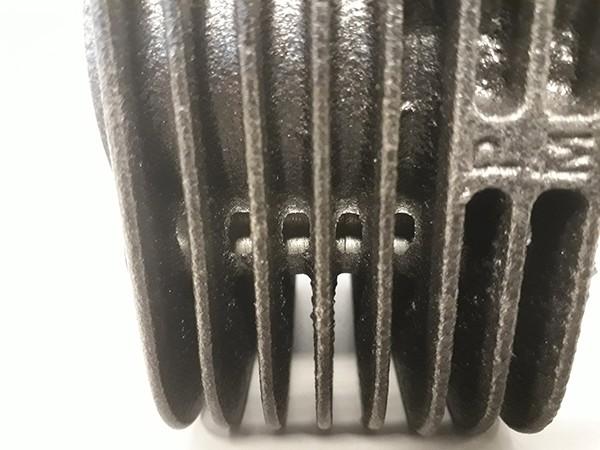 cil+kop breed !!open tapgat!! bromfiets vespa 43mm-p10 polini 140.0065/10