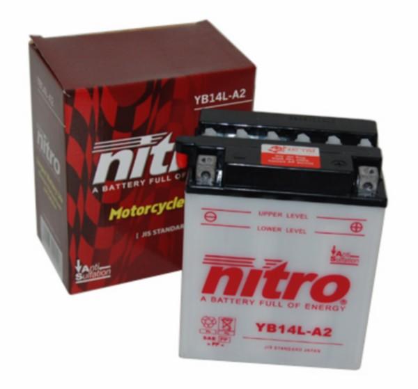 accu yb14l-a2 14amp nitro