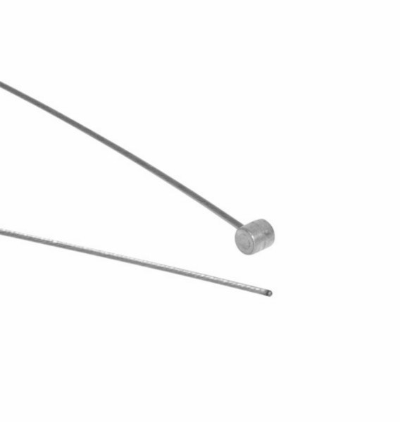 kabel binnen kopp./rem ronde nippel 9.5x9.5mm