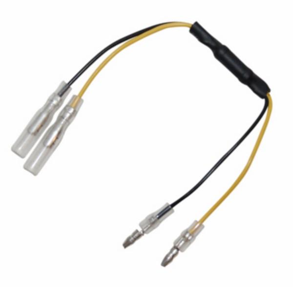 weerstand 3W led voor 10w knipperlampje DMP