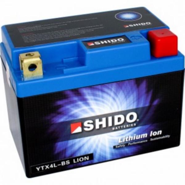 accu ytc4l-bs lithium ion shido ltx4l-bs