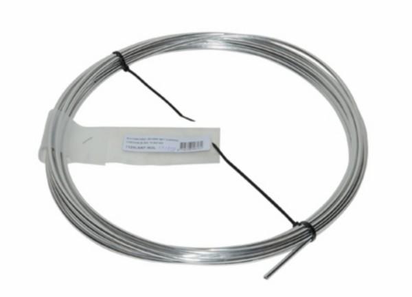 kabel buiten rol 5.0 mm 10 meter chroom elvedes