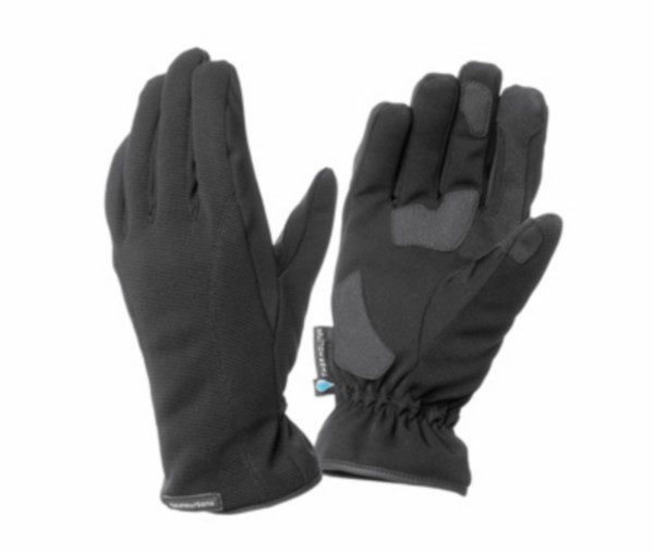 kleding handschoenset L zwart tucano 904dm monty touch