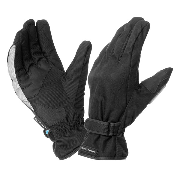kleding handschoenset L zwart tucano 9918u hub