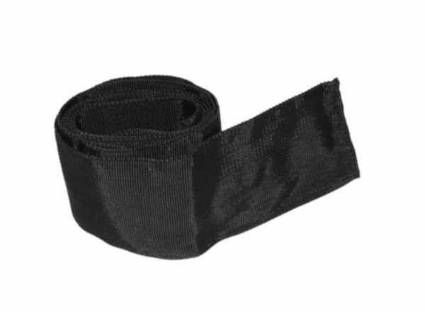 beschermhoes slot ketting 200cm zwart luma