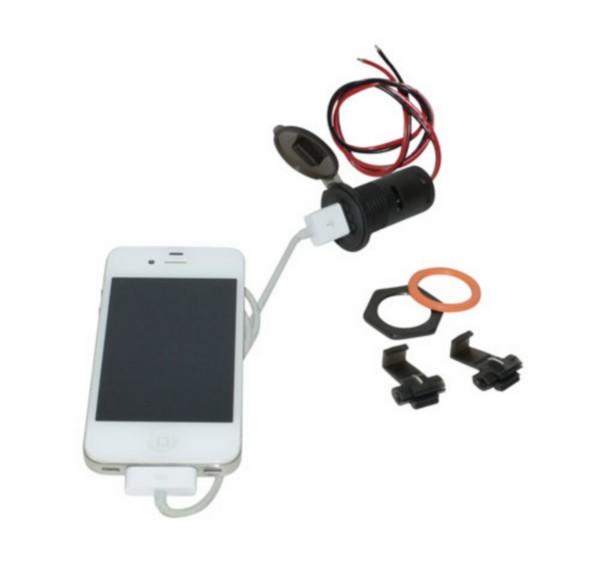 aansluiting 12v moer usb opladen telefoon/mobiel A-kwaliteit
