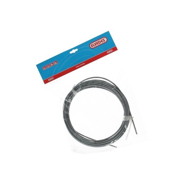 kabel buiten rol 5.0 mm 10 meter grijs elvedes