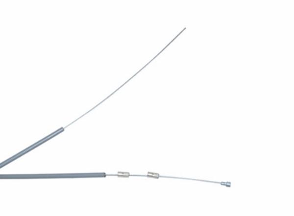 kabel kopp. set 1.80/2.00m grijs binnen+buiten elvedes