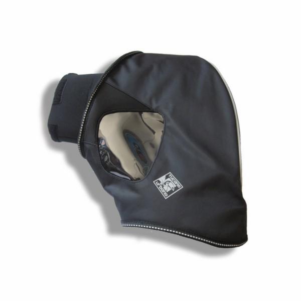 handmofset met kijkglas tucano polyamide r333