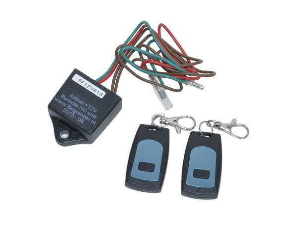 toerenbegrenzer + afstandsbediening achterwiel sensor agm/sco gy6/sco znen euro-