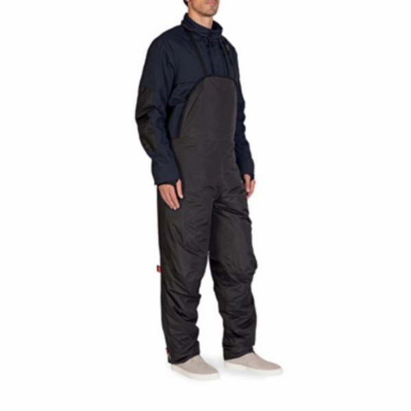 beenkleed broek S/M zwart tucano r193