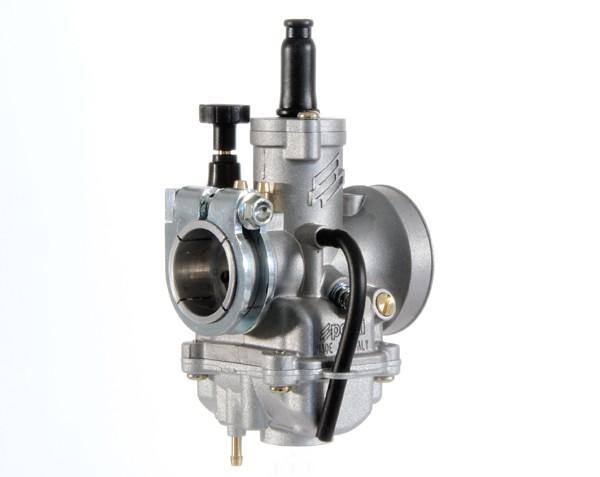 carburateur + klem bromfiets 21mm polini cp 201.2102