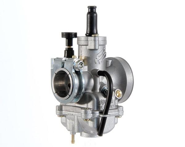 carburateur + klem bromfiets 15mm polini 201.1503