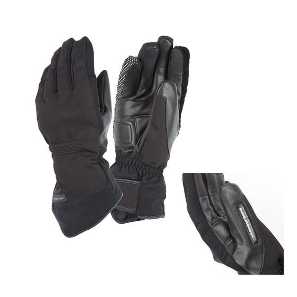 kleding handschoenset L zwart tucano 9955hm new seppia