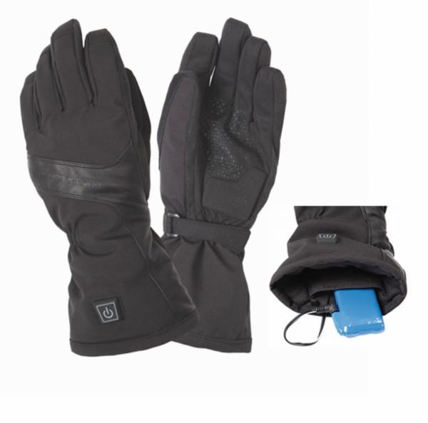 kleding handschoenset + verwarming L zwart tucano handwarm