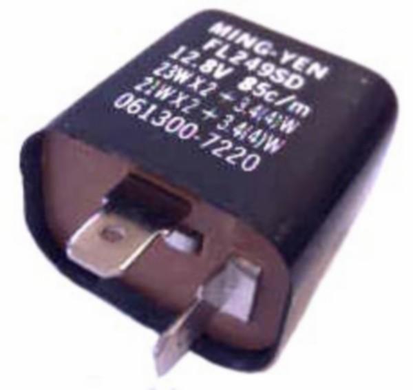 knipperautomaat 2-polig 12v21w vision DMP