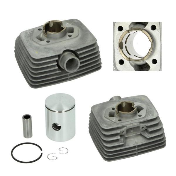 cilinder + zuiger minitherm alu nicasil 45km zundapp 39mm