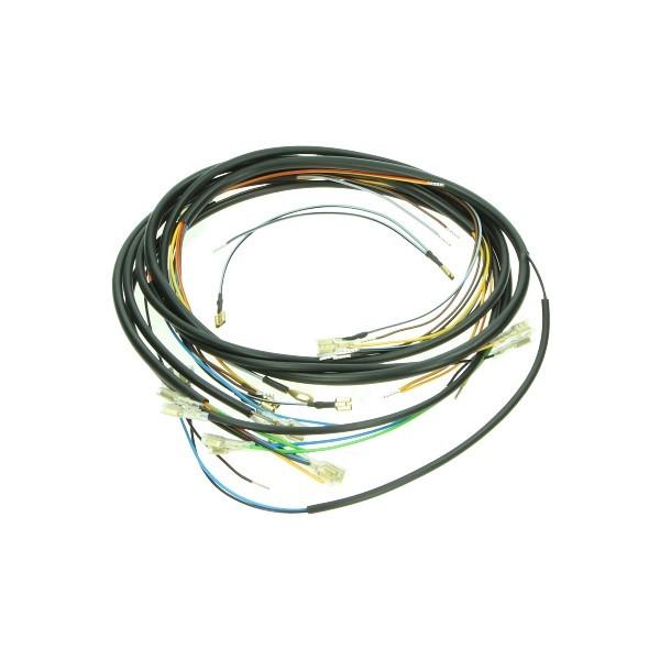 kabelboom cross Zundapp 517 en Zundapp KS50