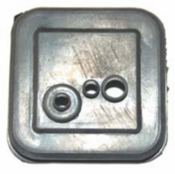 afdichtrubber carburateur vierkant fs1 op carter