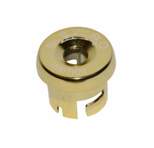 contactslot huls kapje on/off Yamaha aerox goud DMP