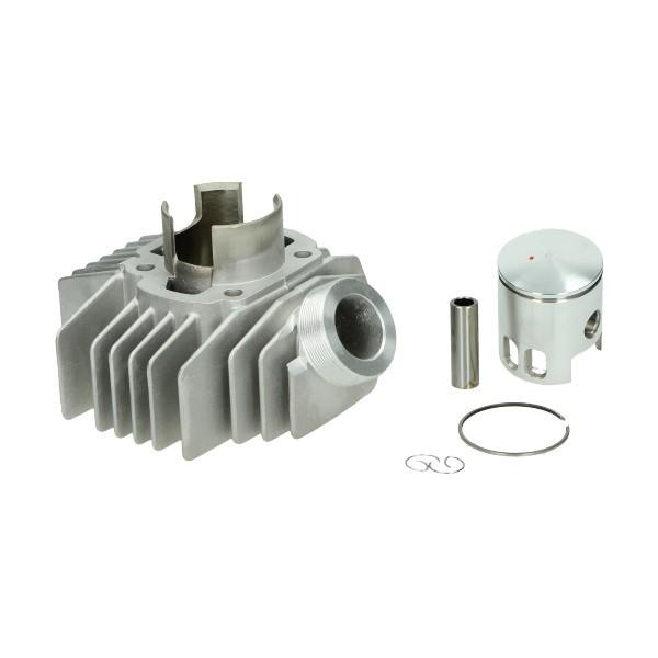 cilinder + zuiger aluminium nikasil fs1 43mm DMP