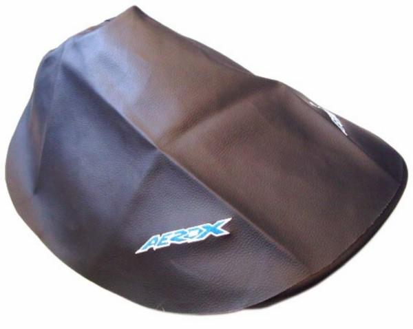 buddydek borduur Yamaha aerox zwart/blauw/wit