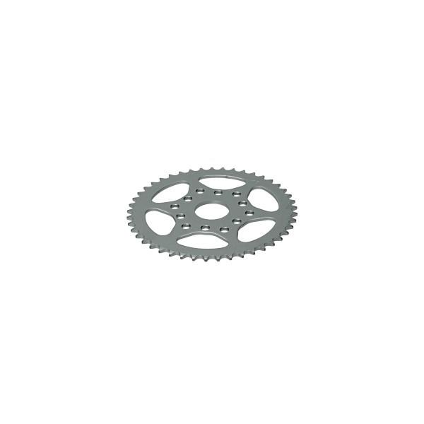 achterkettingwiel mod. vlak maxi 2-speed 45t DMP