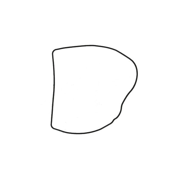 kleppendeksel pakking rubber (euro 4) primav/sprin/zip 4t piag orig 1a000889