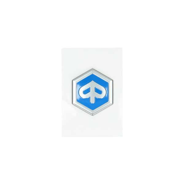 sticker piaggio logo zip 4t (euro4) piag orig 2h002013