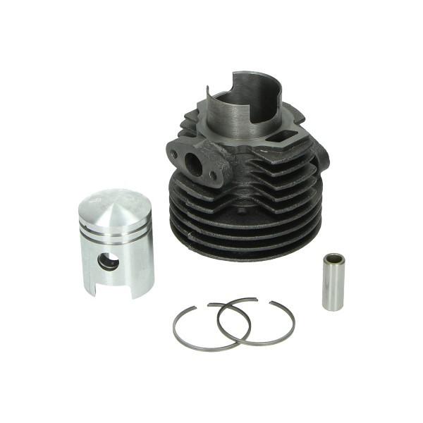 cilinder 40mm (zuiger met blokveer) ms50/mv50/puch 60cc