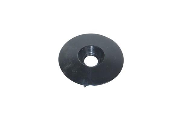 ring windscherm piaggio 32mm zwart