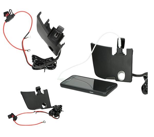 aansluiting USB set compleet origineel primav/sprin 50/125cc