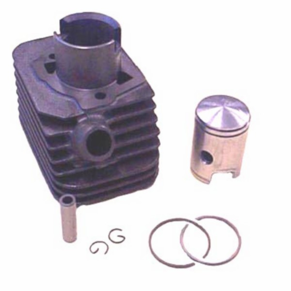 cilinder bromfiets vespa 38.2mm-p10 DMP