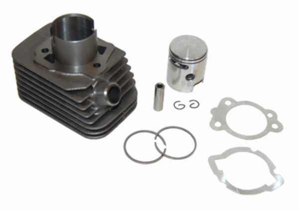 cilinder bromfiets vespa 41mm-p10 DMP