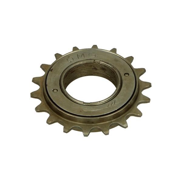 freewheel bromfiets vespa 18t piag orig 103631
