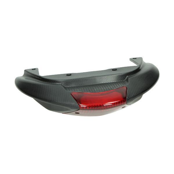 achterspoiler + achterlicht zip va2009 zwart piag orig 575407000c