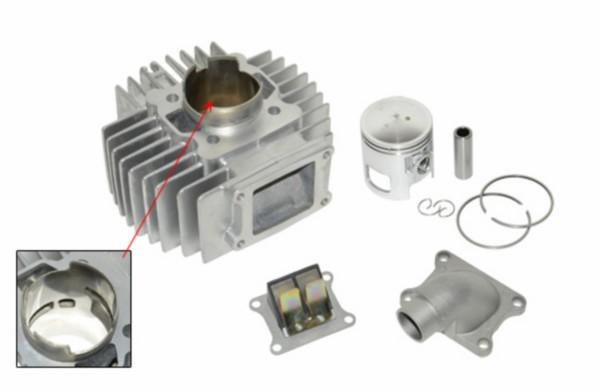 cilinder + membraan maxi 45mm DMP