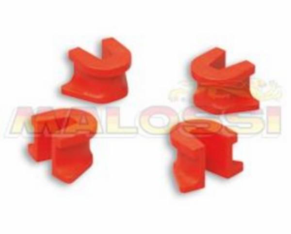 geleiderubber set varioramplaat bev500/fuoco/nex500/spid500/x9-500 malossi 37131