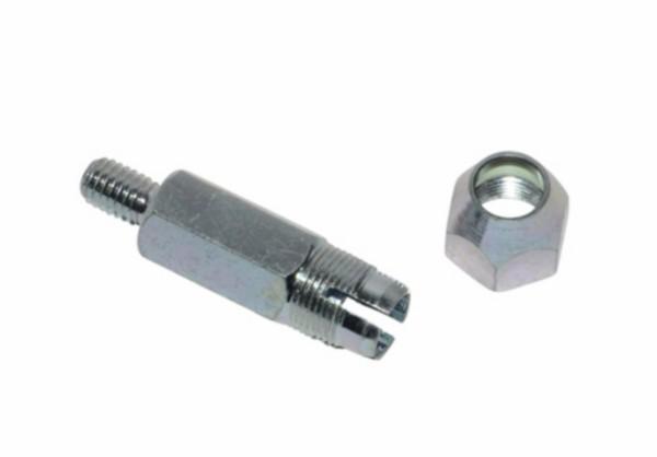 adapter + moer spiegel vespa lx/vespa s