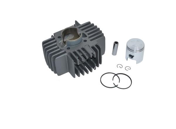 cilinder + zuiger (vernieuwde zuiger) maxi 43.5mm metrakit