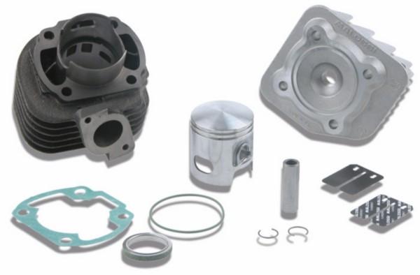 cilinder met cilinderkop cpi / Malaguti f12 r ac / keeway 47mm malossi 3113066