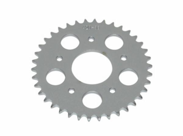 achterkettingwiel 420-1/4 kreidler 38t DMP